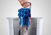 衛生清空集塵筒